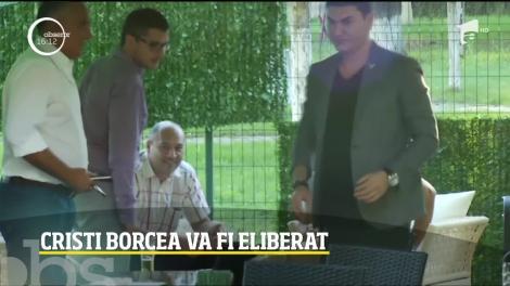 Ultima oră! Cristian Borcea a fost eliberat din închisoare!