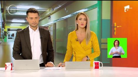 Incident şocant într-o şcoală din Timişoara. Un bărbat a fost surprins de o elevă din clasa întâi, chiar în baia fetelor, cu pantalonii în vine