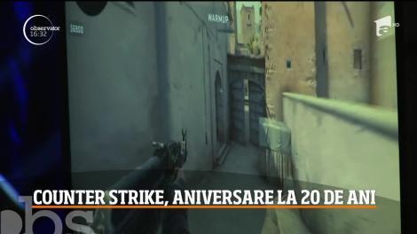 Jocul Counter Strike, aniversare de 20 de ani la Palatul Parlamentului. Lupta pentru marele premiu va fi transmisă la ZU TV