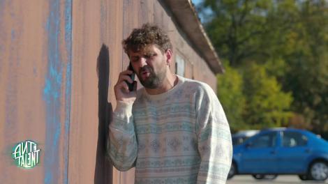 """Antitalent  - Crezi că le știi pe toate? """"Metoda telefonului"""" nu păcăleşte pe oricine!"""