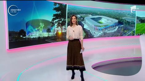 Stadioane în șantier la startul Euro 2020