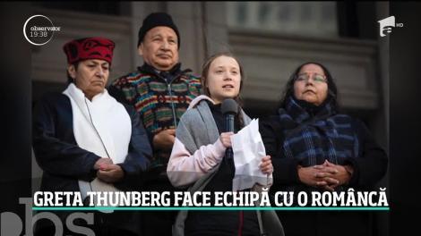 Greta Thunberg, adolescenta care luptă împotriva încălzirii globale, va traversa Atlanticul cu barca unor români. Cine este vloggerița care i-a sărit în ajutor activistei