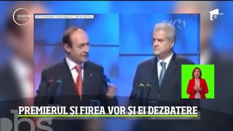 Subiectul unei confruntări directe între cei doi candidaţi la fotoliul de la Cotroceni împarte România în două: vom avea sau nu dezbatere înainte de marea finală?