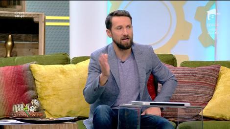 """Florin Galu, candidat la """"Cel mai sexy tătic!"""", în direct , la Neatza cu Răzvan și Dani!"""
