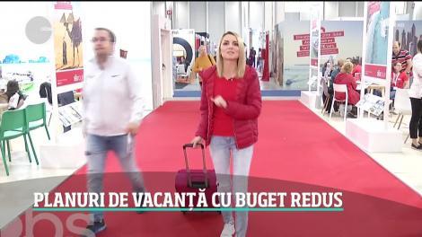 Planurile de vacanță cu buget redus. La Tărgul de Turism poți câștiga un sejur la Viena