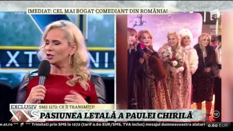 Xtra Night Show. Paula Chirilă, mai curtată ca niciodată: Este competiție. Cel mai bun să câștige!