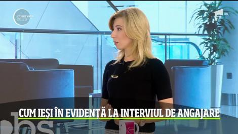 Cum ieși în evidență la interviul de angajare