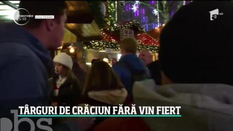 Un oraş din Europa a declarat război vinului fier. Licoarea caldă nu mai poate fi vândută în târgurile de Crăciun