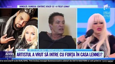 Acces Direct. Scandal monstru între cântăreața Lenna și soția lui Havito!