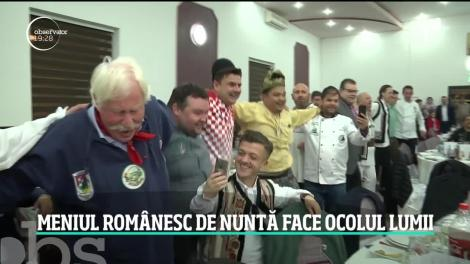 Meniul de nuntă din Mărginimea Sibiului face ocolul lumii
