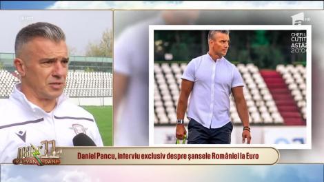 Neatza cu Răzvan și Dani. Daniel Pancu, interviu exclusiv despre șansele Naționalei de fotbal la Euro 2020