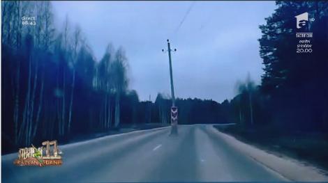 Neatza cu Răzvan și Dani - Smiley news. Drumul de mare viteză din Rusia, cu stâlpi pe mijlocul șoselei