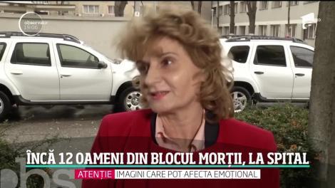 Situaţie disperată la Timişoara unde încă 12 oameni din blocul contaminat au sunat la 112 şi au cerut ajutor