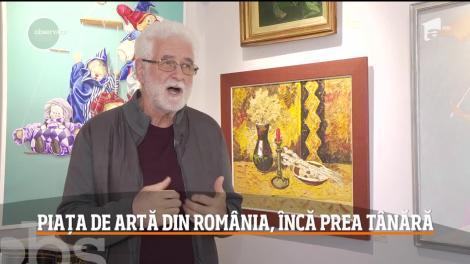 Lucrări de artă românești, succes peste granițe