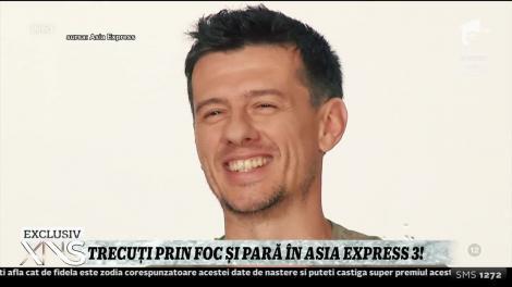 Asia Express 3 - Jurnal de Călătorie. Fraţii Ristei au spălat rufe pe stradă, iar Gina Pistol a tremurat de frig în camera de hotel!