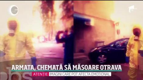 Este haos în Timişoara! Unul dintre blocurile groazei a fost evacuat pentru a doua oară!