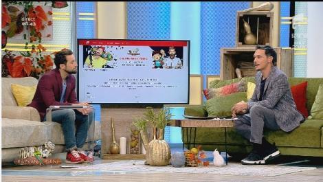 Neatza cu Răzvan și Dani, ediții speciale la Antena 1 în weekedul 30 noiembrie - 1 decembrie: Începem de la ora zece
