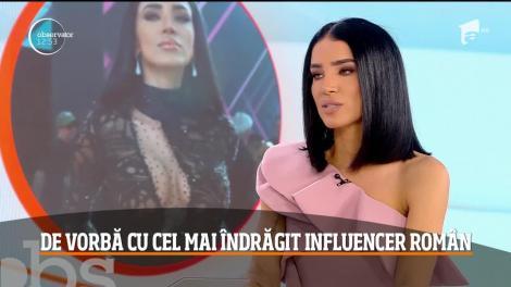 Adelina Pestriţu, povestea rochiei de pe covorul roșu, dar și cum a reușit să facă o poză cu Kim Kardashian