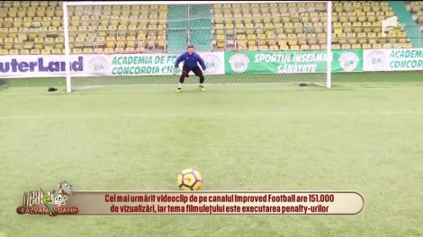 """Ciprian Stoica, primul antrenor online! Cum a ajuns să ofere lecții de fotbal pe Youtube: """"Am creat canalul pentru toți tinerii care vor să facă fotbal!"""""""
