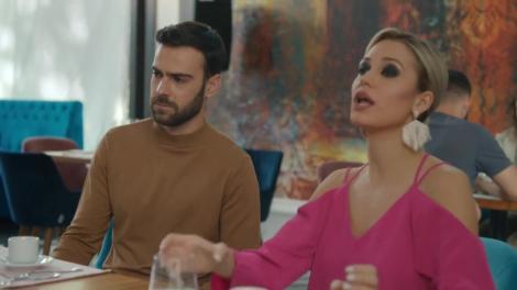 Sacrificiul, episodul 23. Lili (Michaela Prosan) este însărcinată cu Robert (Daniel Nuță)?: Am sărit în brațele primului bărbat disponibil!