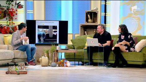 Smiley News - Neatza cu Răzvan și Dani. Melodia din filmul Titanic, cântată într-un mall inundat