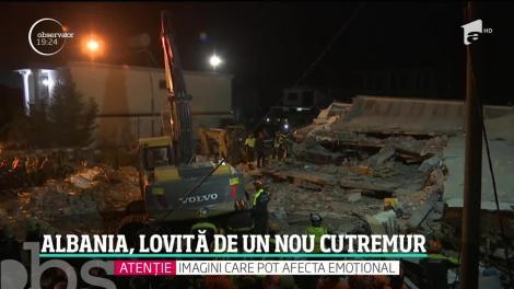 Încă un cutremur a lovit Albania, unde zeci de oameni au murit şi sute au fost grav răniţi