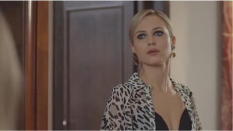 Sacrificiul, episodul 24. Lili (Michaela Prosan) și Diva (Oana Zăvoranu), bucuroase că Ștefania (Julia Marcan) este în comă!:  Dacă o să crape aia mică, Ioana nu o să-l ierte niciodată pe Andrei