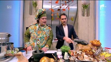 Rețeta Zilei - Neatza cu Răzvan și Dani: Trio de ciuperci