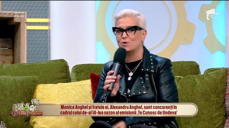 """Antena 1, 26 de ani. Monica Anghel, dezvăluiri despre experiența """"Te cunosc de undeva!"""": """"M-a ajutat să-mi amintesc de Divertis!"""""""