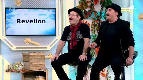 Antena 1, 26 de ani. Romică Țociu și Cornel Palade, super provocare în direct, la TV! Cum au mimat cele mai cunoscute emisiuni ale postului