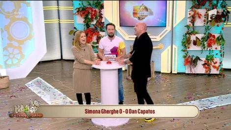 Neatza cu Răzvan și Dani marchează o nouă premieră în televiziune. Dan Capatos se teleportează direct din Zurich în platoul matinalilor