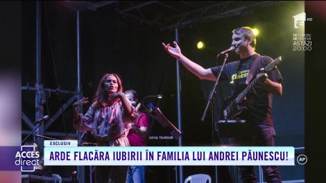 Acces Direct. Arde flacăra iubirii în familia lui Andrei Păunescu: După ce am devenit bunic am recăpătat bucuria de a fi tată