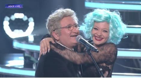 Te cunosc de undeva! Ada și Cornel Palade se transformă în Tony Bennett & Lady Gaga - The lady is a tramp