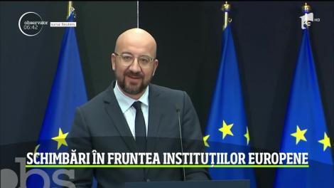 Schimbări în fruntea instituțiilor europene. Cu cine a fost înlocuit Donald Tusk