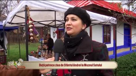 Neatza cu Răzvan şi Dani. Târgul de cadouri de Moș Nicolae de la Muzeul Satului din București