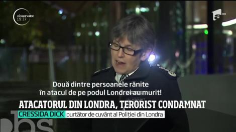 Imagini din timpul atacului terorist din Londra. Trecătorii s-au transformat în eroi! Individul care înjunghiase 12 oameni a fost pus la pământ de martori