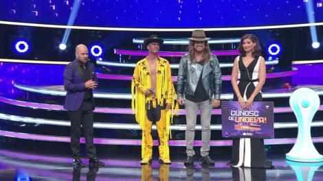Șerban Copoț și Cezar Ouatu au câștigat a 13-a ediție a sezonului XIV Te cunosc de undeva!