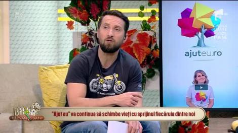 Campania Ajut eu! Neatza cu Răzvan și Dani. Bogdan a trecut prin 12 chimioterapii și 12 radioterapii