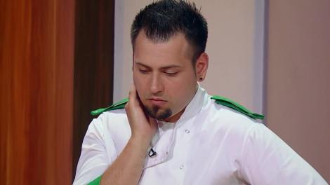 Situație incredibilă la Chefi la Cuțite. Chef Cătălin Scarlatescu a decis cine este eliminat!