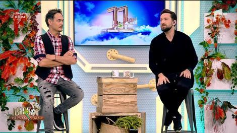 Neatza cu Răzvan și Dani. Ramona, ai să ne dai o veste? Dani Oțil: O fi de la detox sau o fi gravida? La ultima ședință a ieșit de șase ori la toaletă!