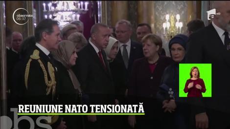 70 de ani de NATO, sărbătoriți la Palatul Buckingham