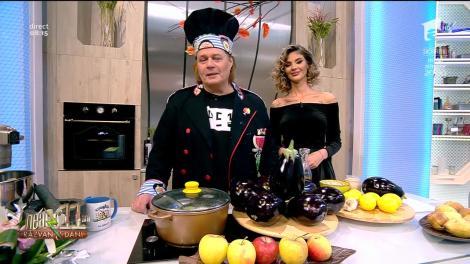 Cum se prepară delicioasa rețetă Salată de vinete arăbească Baba Ganoush