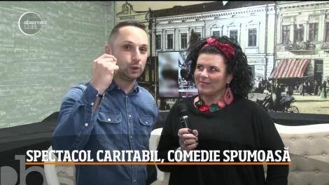 Cristi Georgescu, de la reporter de live, la actor și regizor. Jurnalistul organizează un spectacol caritabil la Ploiești