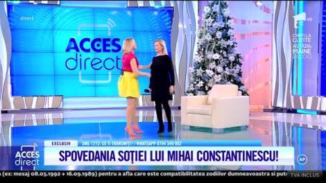 """Simona Secrier, femeia care i-a fost alături timp de 25 de ani lui Mihai Constantinescu, face dezvăluiri sufocant de dureroase despre sfârşitul regretatului artist! """"Iubirea îți dă putere, îți dă foarte multe putere"""""""