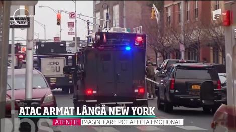 Atac armat lângă New York