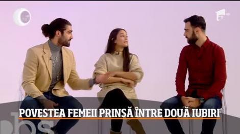 Oana, Denis şi Daniel, actorii principali din Sacrificiul, dezvăluiri despre finalul primului sezon