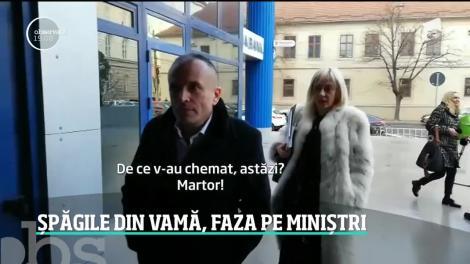 Răzvan Cuc şi Mihai Fifor, audiați la DNA în dosarul şpăgilor din Vama Nădlac