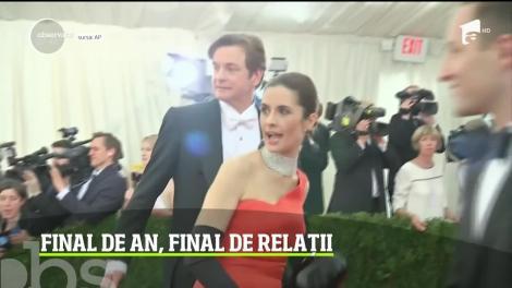 Colin Firth şi Livia Giuggioli îşi spun adio după mai bine de două decenii de căsnicie