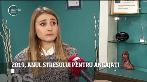 Anul 2019, cel mai stresant pentru români