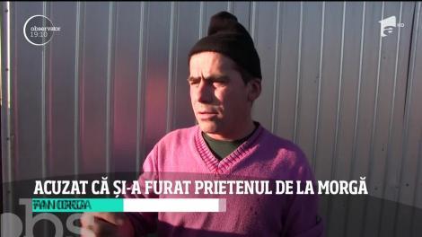 Un bărbat din Huşi, acuzat că ar fi furat de la morgă trupul neînsufleţit al unui prieten din copilărie